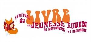 Festival du livre de jeunesse Rouen